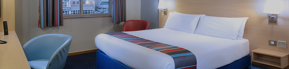What's in Your Travelodge Room -