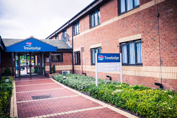 Travelodge Dublin Airport North, Swords