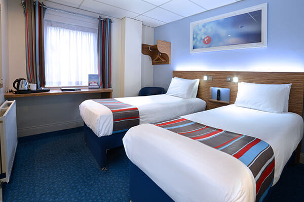 Travelodge Belfast Twin Room