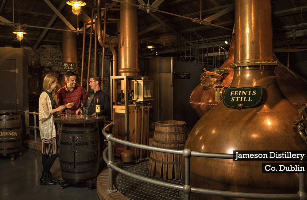 Jameson Distillery, Co. Dublin
