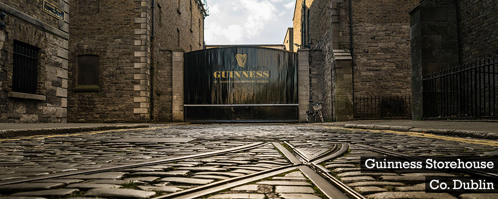 Guinness Storehouse, Co. Dublin