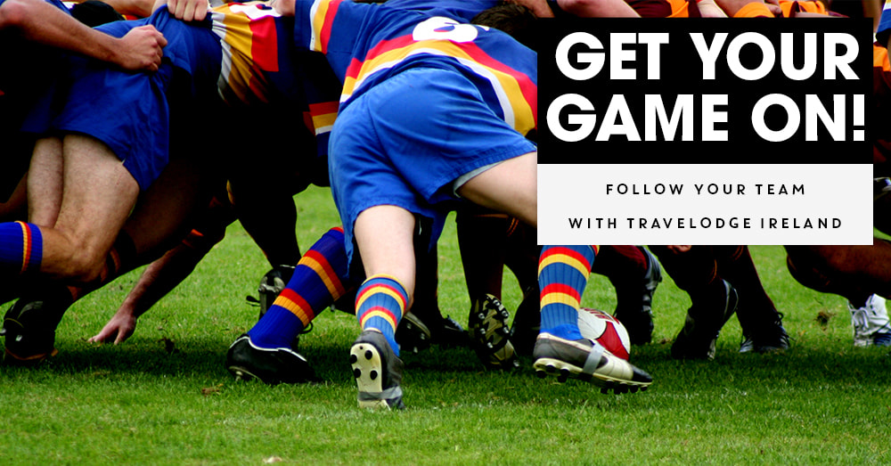 Be beside the action for a Ulster Rugby Game with Travelodge Belfast