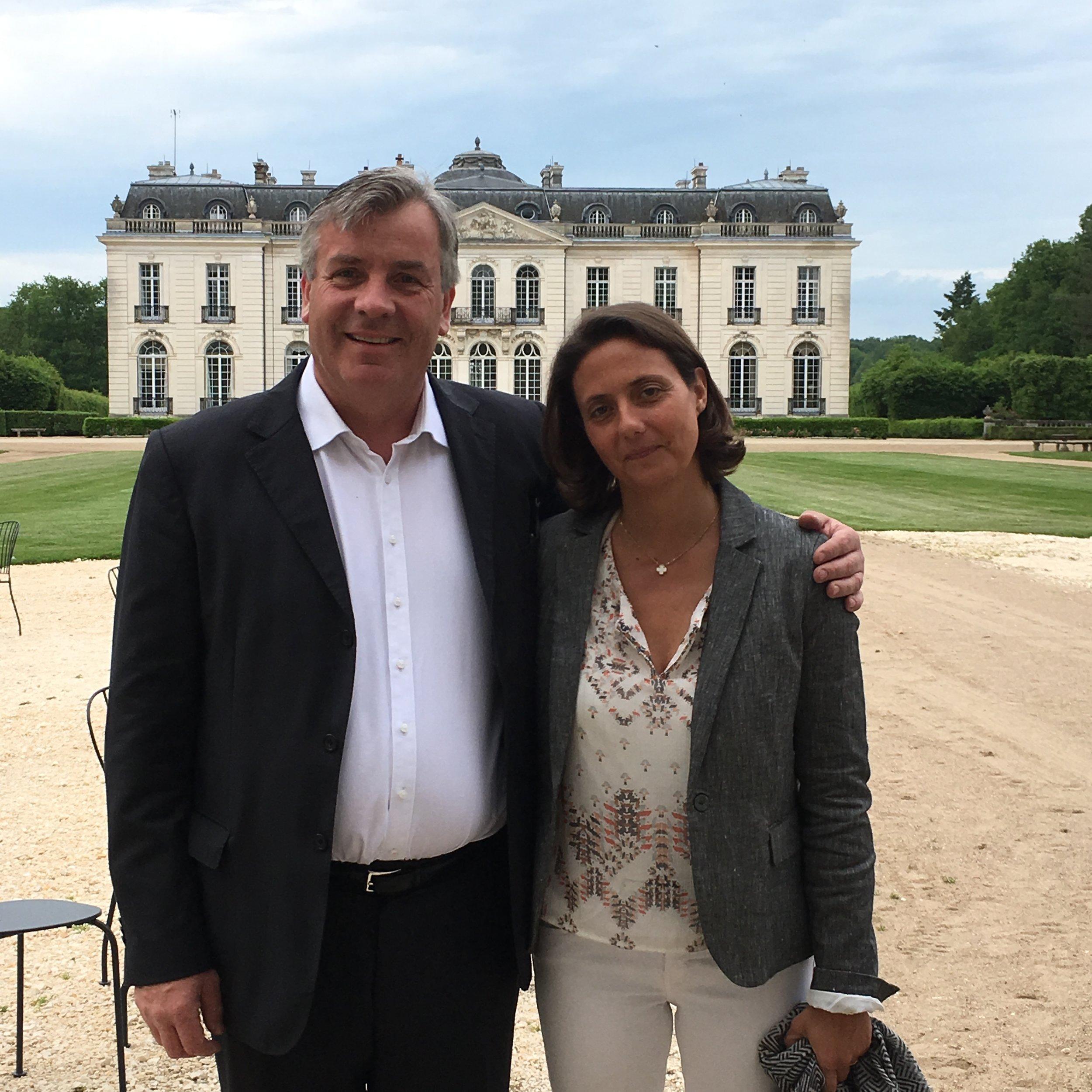 Avec Jean de la Rochefoucauld