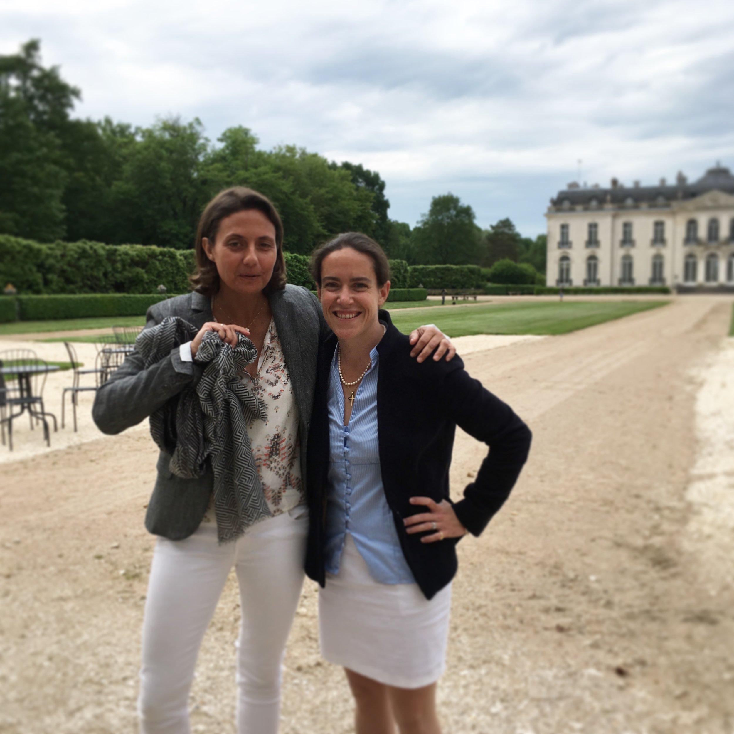 Avec Emmanuelle Capy