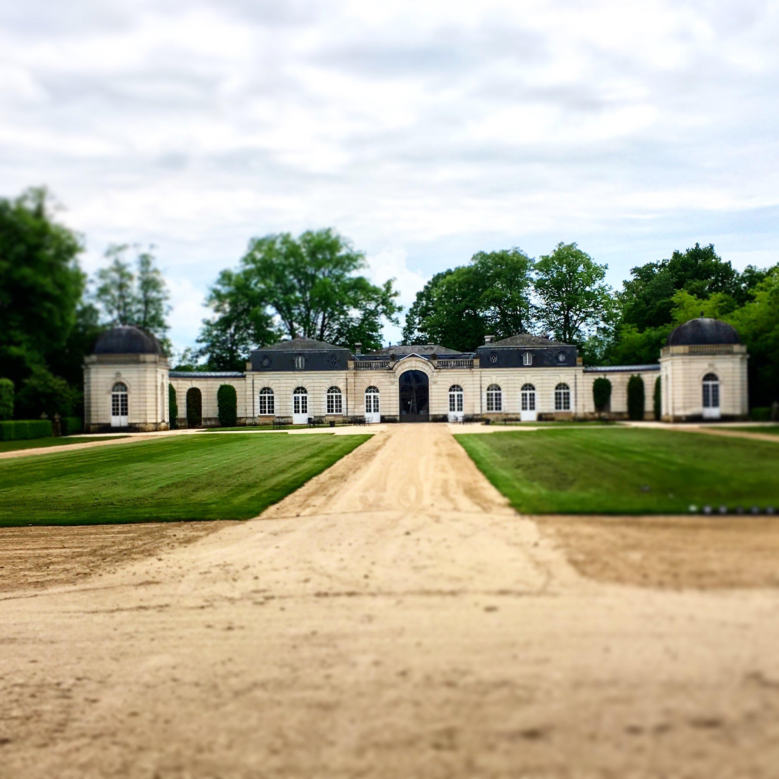 Commun du chateau et lieu d'exposition