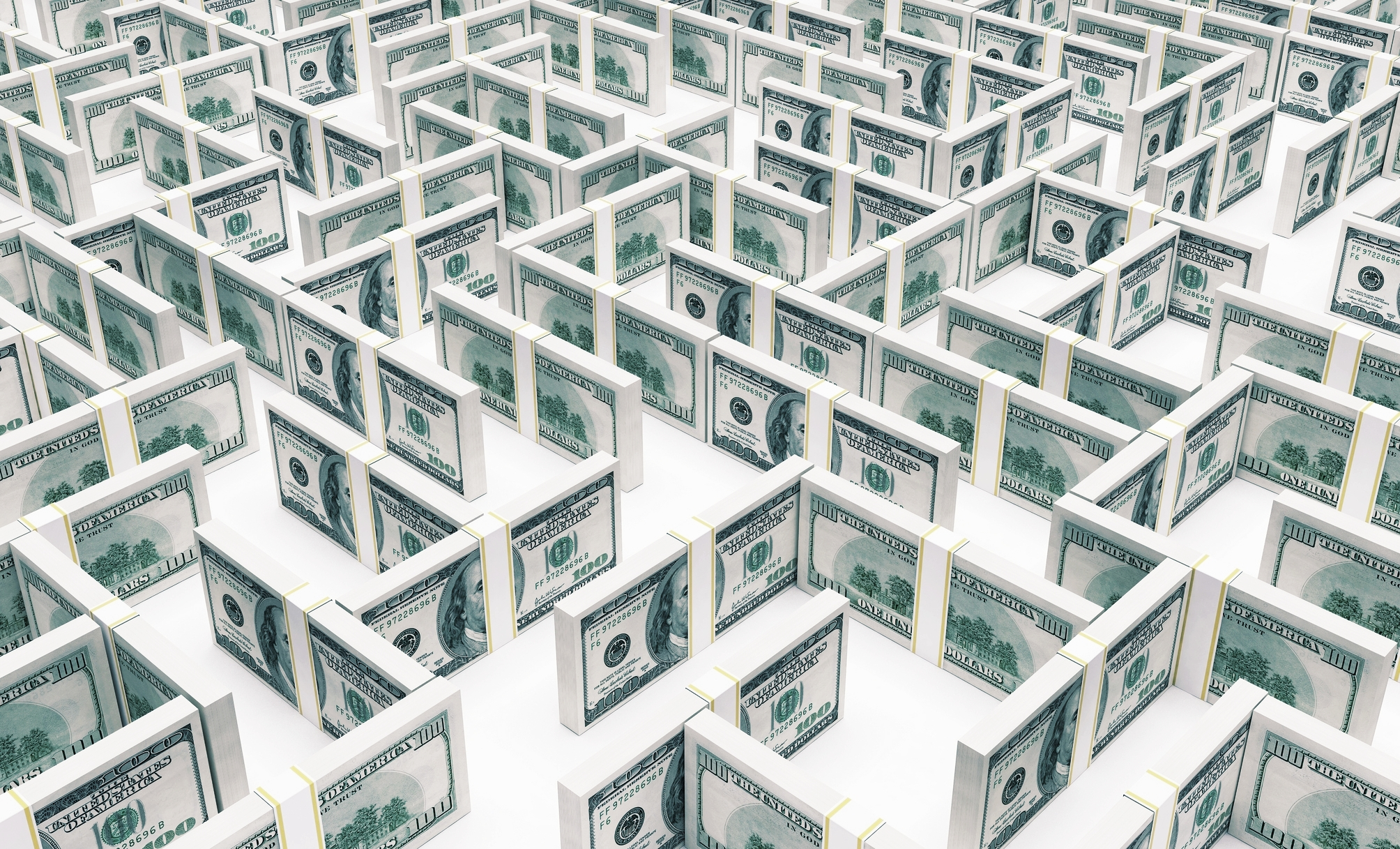 Financial Maze of Missing Money