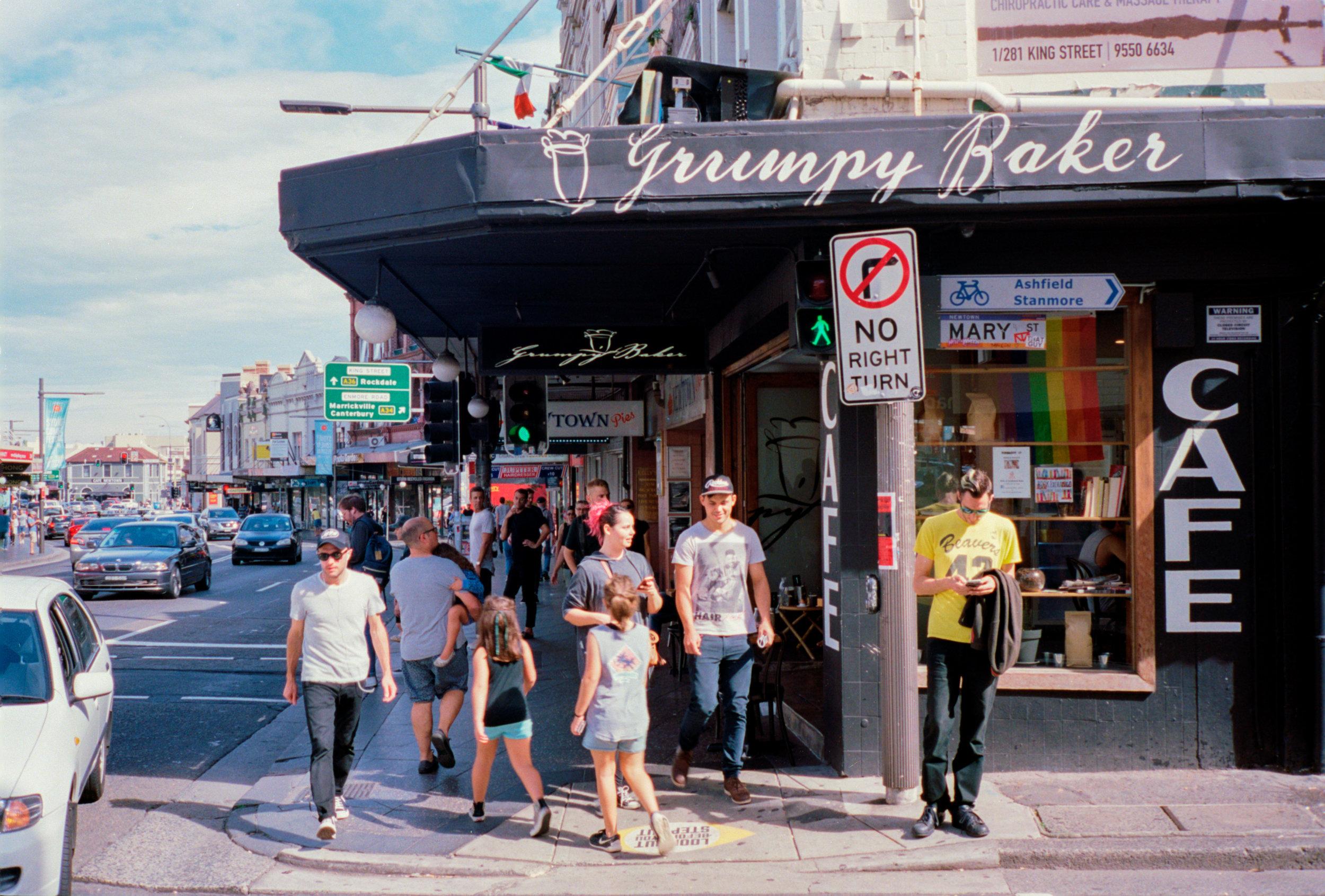 Newtown, Australia - Ulysses Aoki