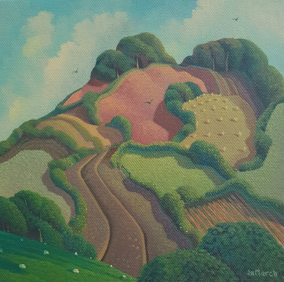 Axford Hill