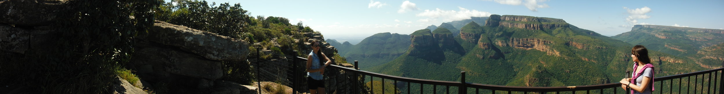 2 017 - Panorama Route road-trip, Blyde River Canyon, South Africa
