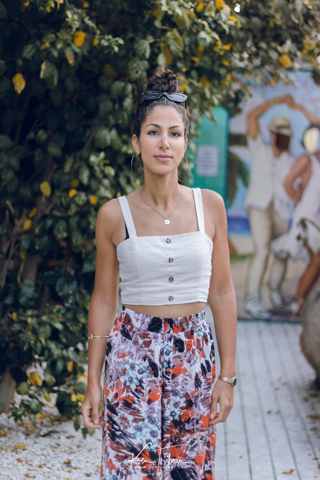 Portrait Session #1 - Cape to Cuba, Kalk Bay - Cape Town