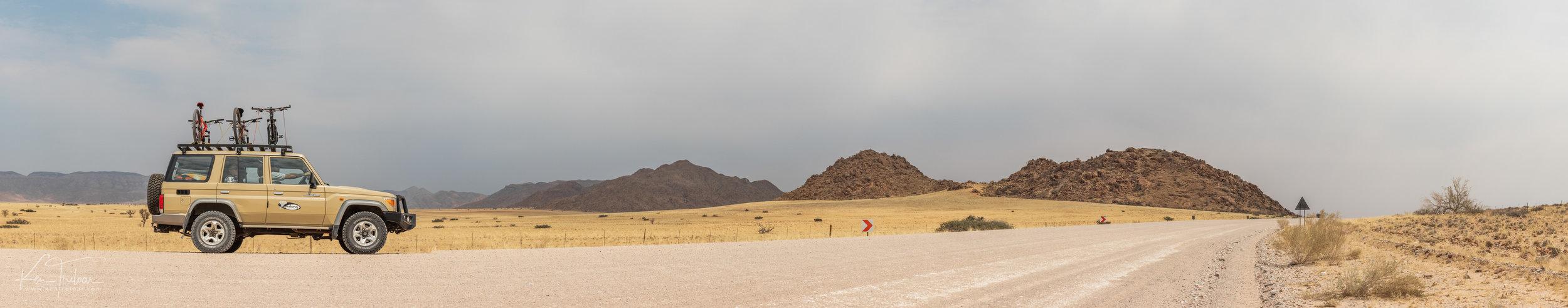 Namibian Grassland Pass 1 (shot hand-held) Camera: Canon 200D Lens: 24-70mm f/4 L 1/640sec ; f/8.0 17985 x 3548