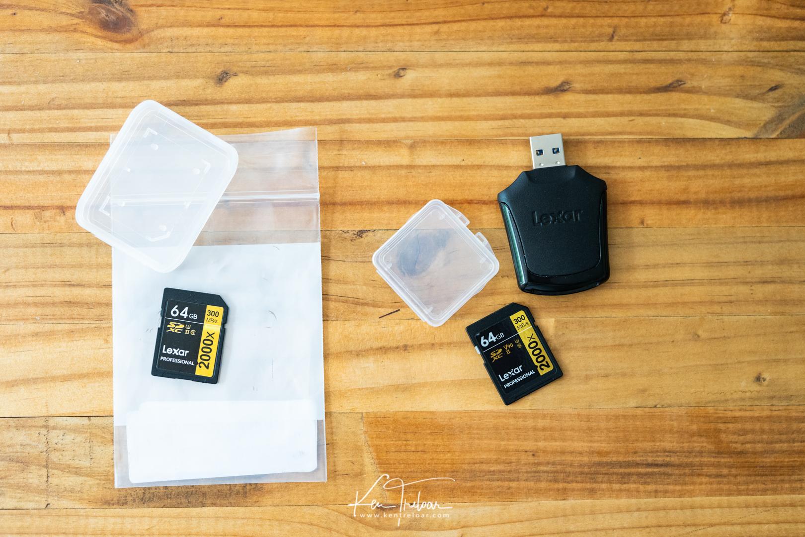 Fake Missing USB Reader