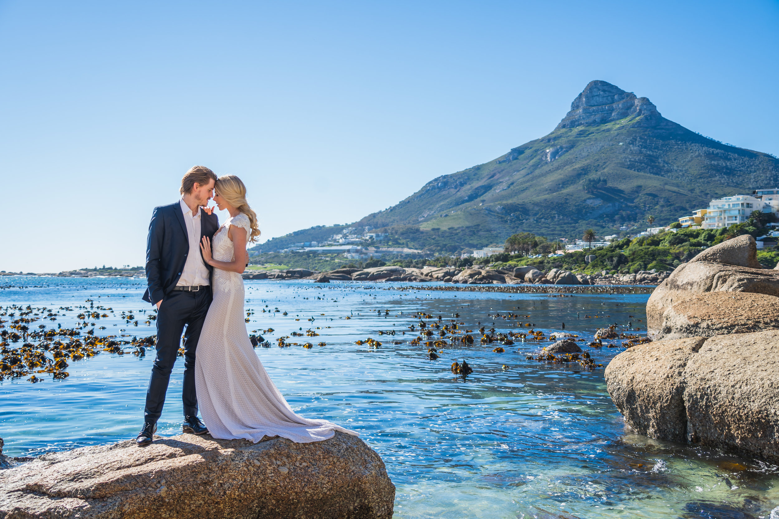 Cape Town Elopements - Stunning in every way