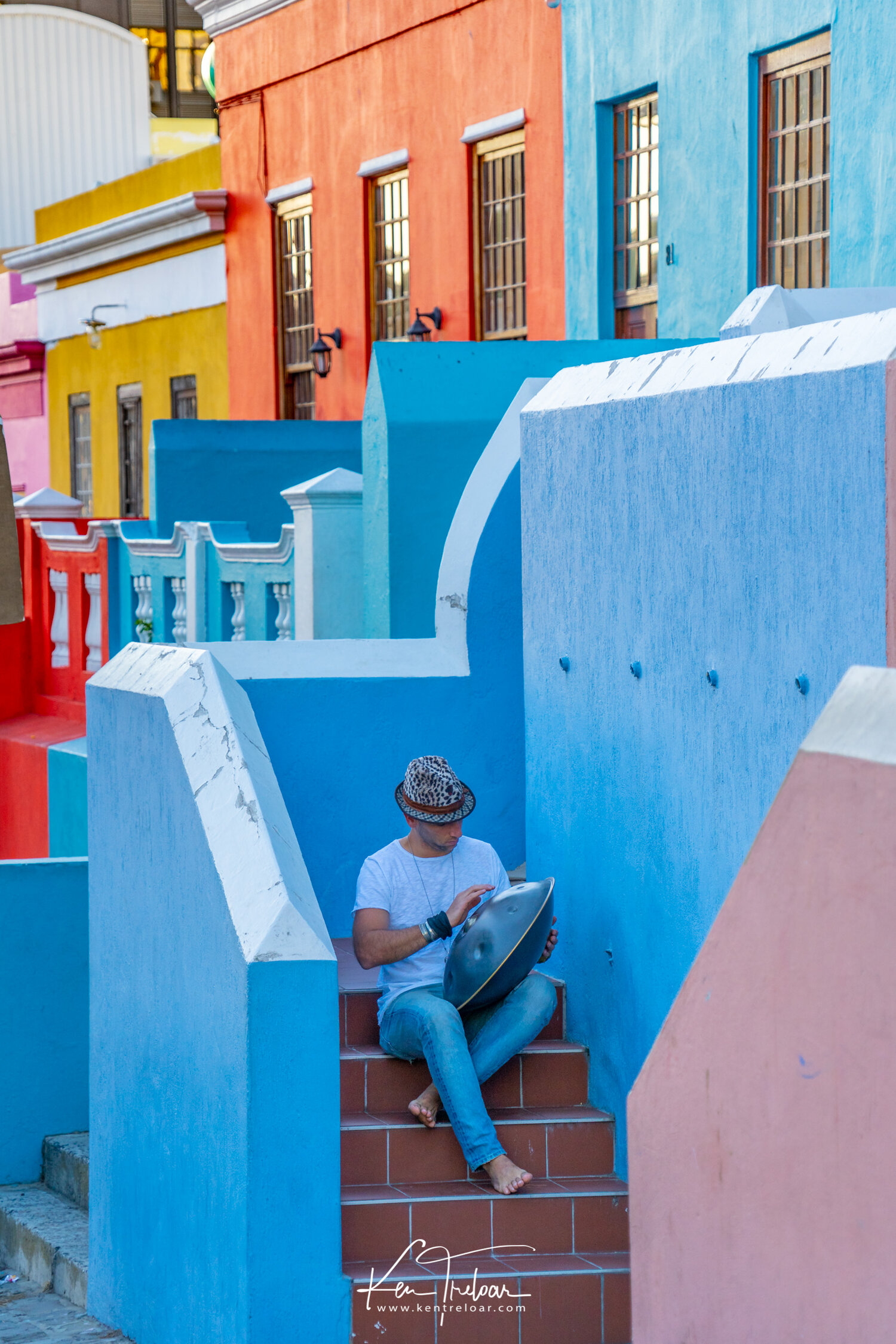 Marco Selvaggio Hang Musical Instrument - Bo-Kaap, Cape Town South Africa - Image by Ken Treloar Photography 2019-2.jpg