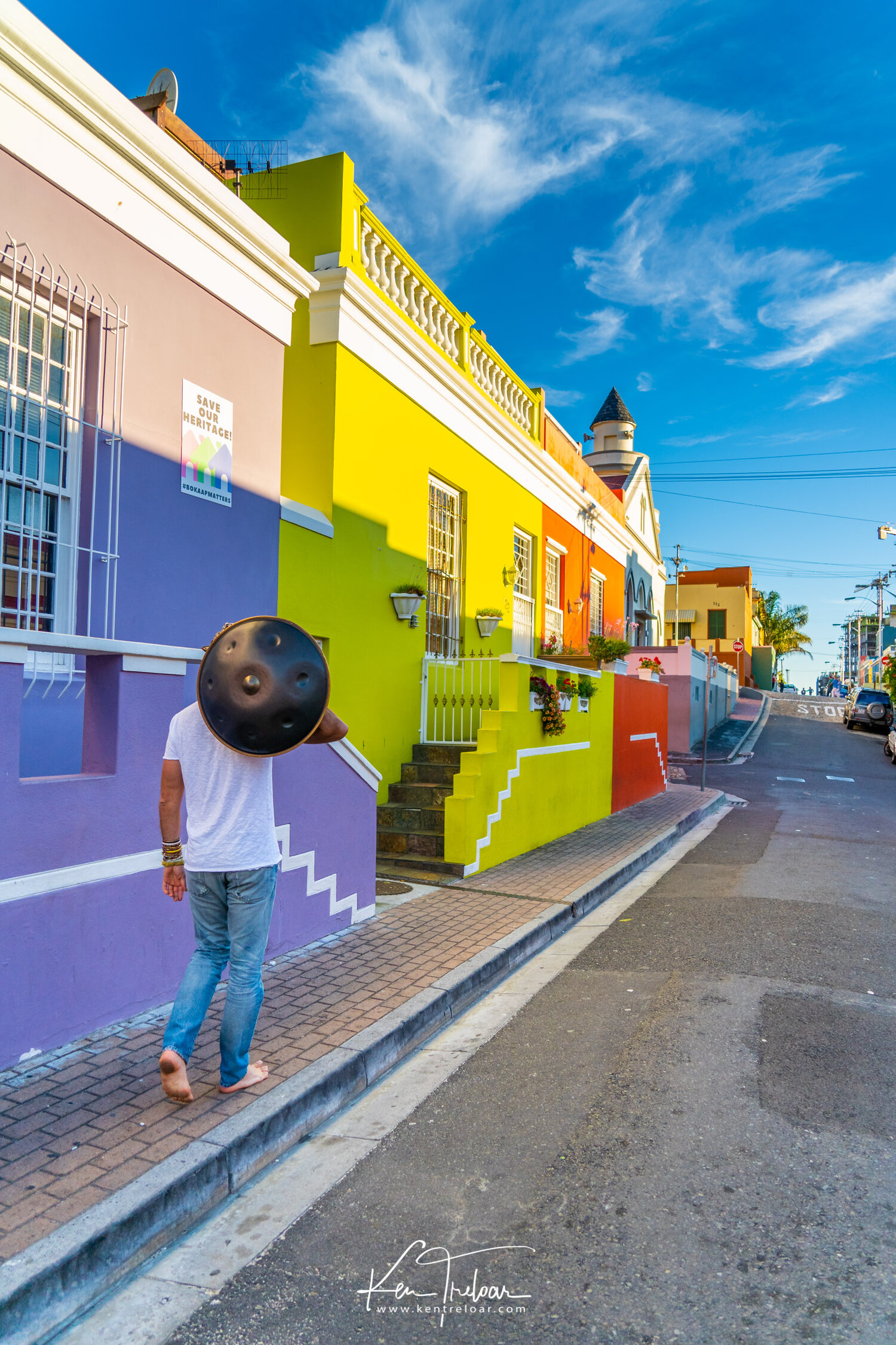Marco Selvaggio Hang Musical Instrument - Bo-Kaap, Cape Town South Africa - Image by Ken Treloar Photography 2019-7.jpg