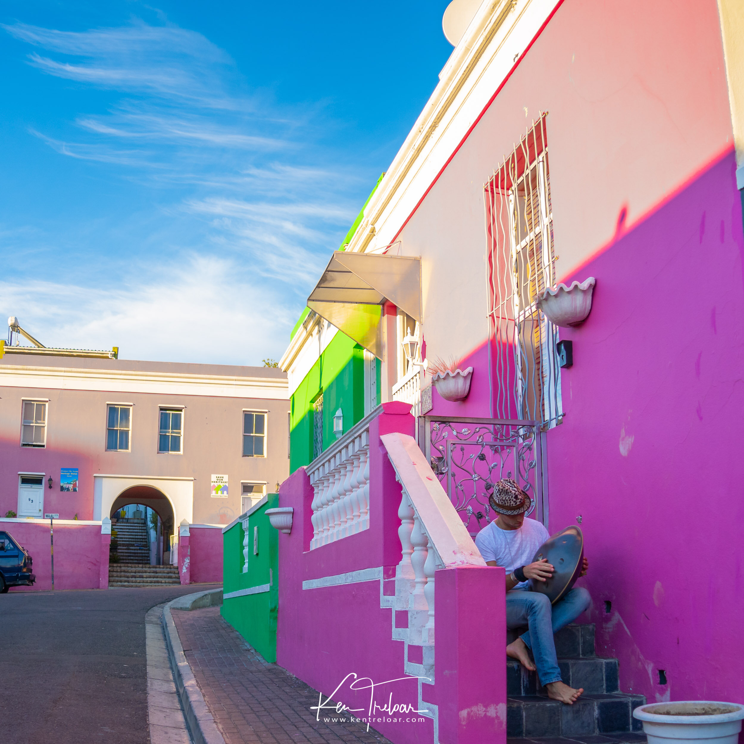 Marco Selvaggio Hang Musical Instrument - Bo-Kaap, Cape Town South Africa - Image by Ken Treloar Photography 2019-4.jpg