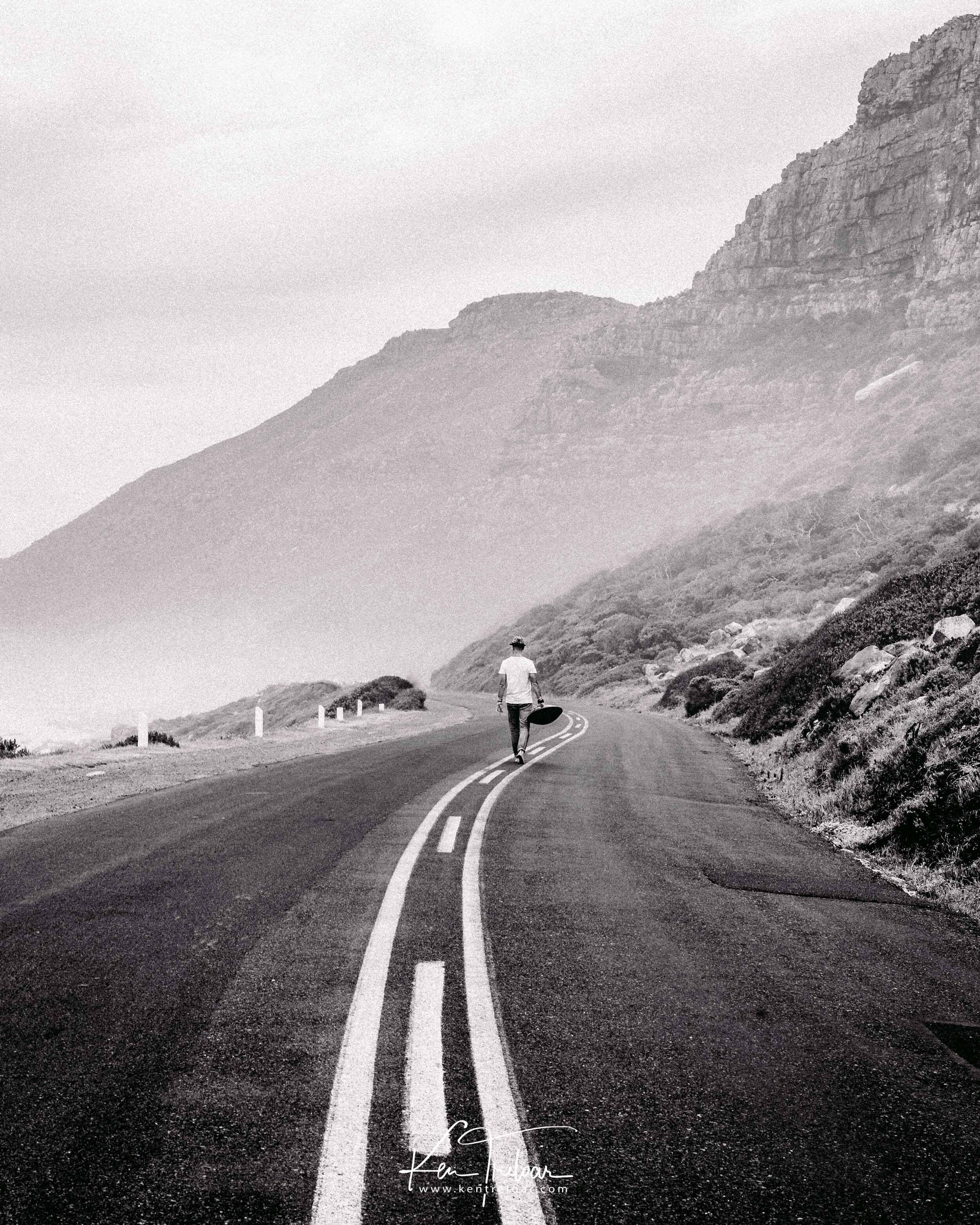 Marci Selvaggio - Hang Instrument Cape Town Tour - South Afica - Misty Cliffs -  Image by Ken Treloar-3.jpg