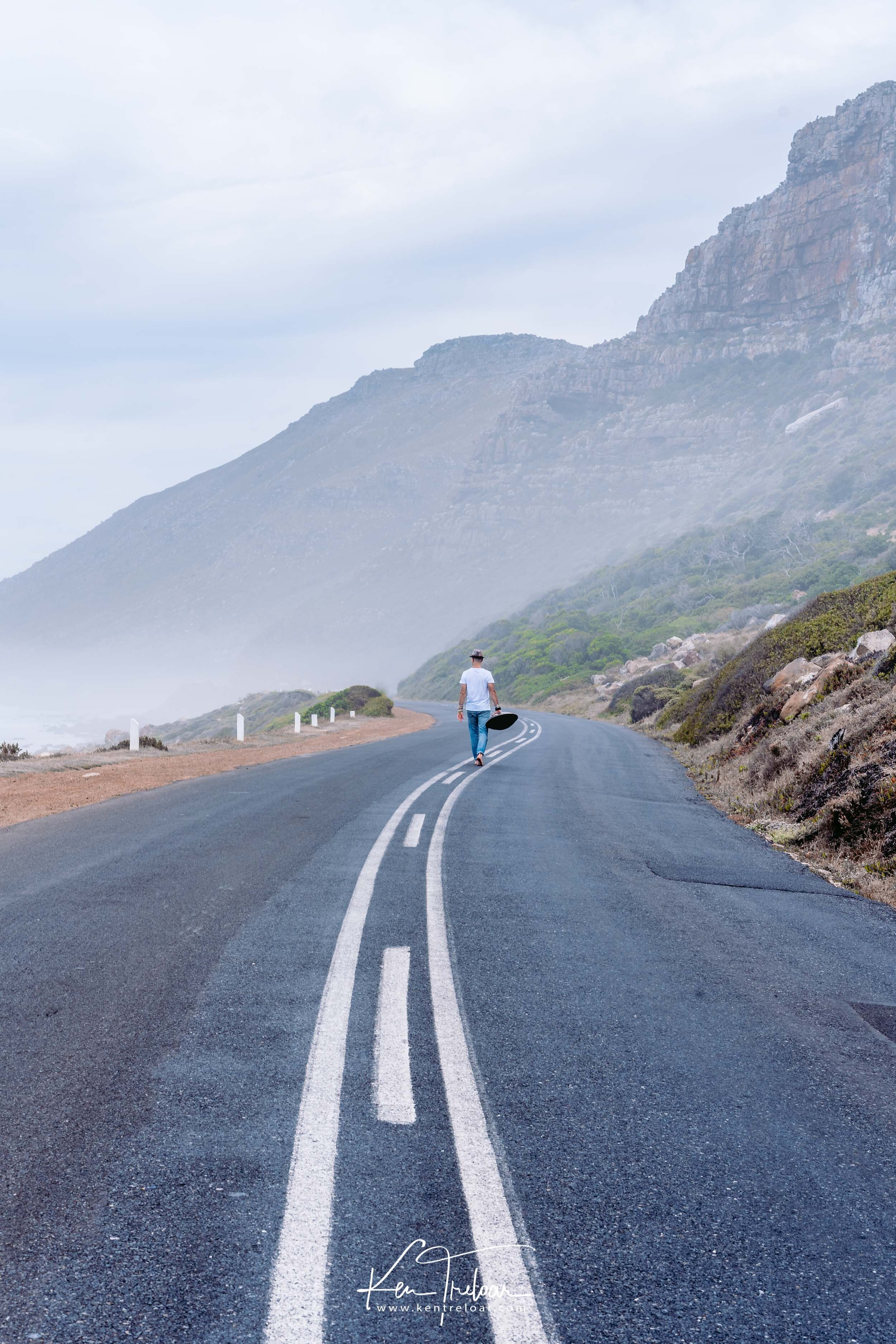 Marci Selvaggio - Hang Instrument Cape Town Tour - South Afica - Misty Cliffs -  Image by Ken Treloar.jpg