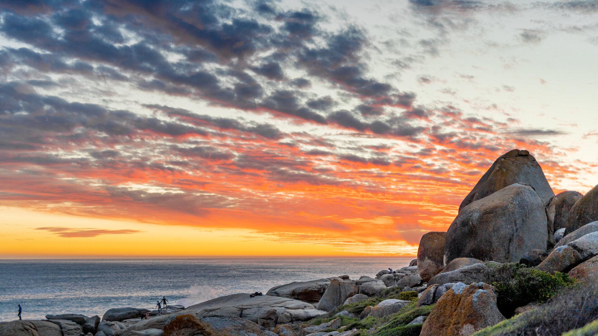 Sunset Llandudno May 2019 - by Ken Treloar - Cape Image Co._Low-res.jpg