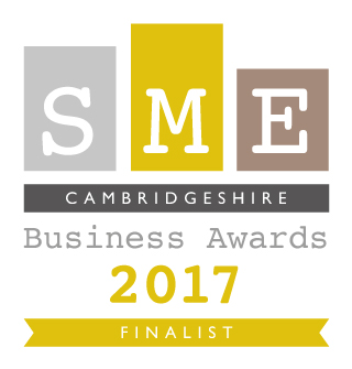 Cambridgeshire SME Business Awards logo
