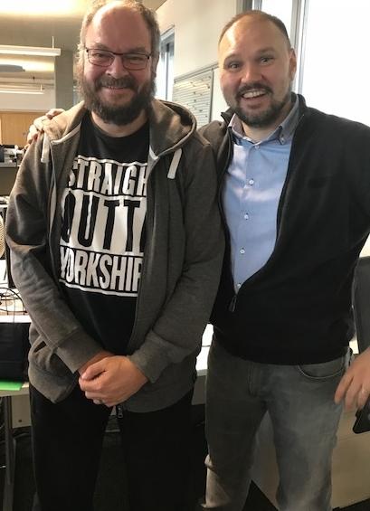 Dom with Denis Kaminskiy, Co Founder, Arcus Global