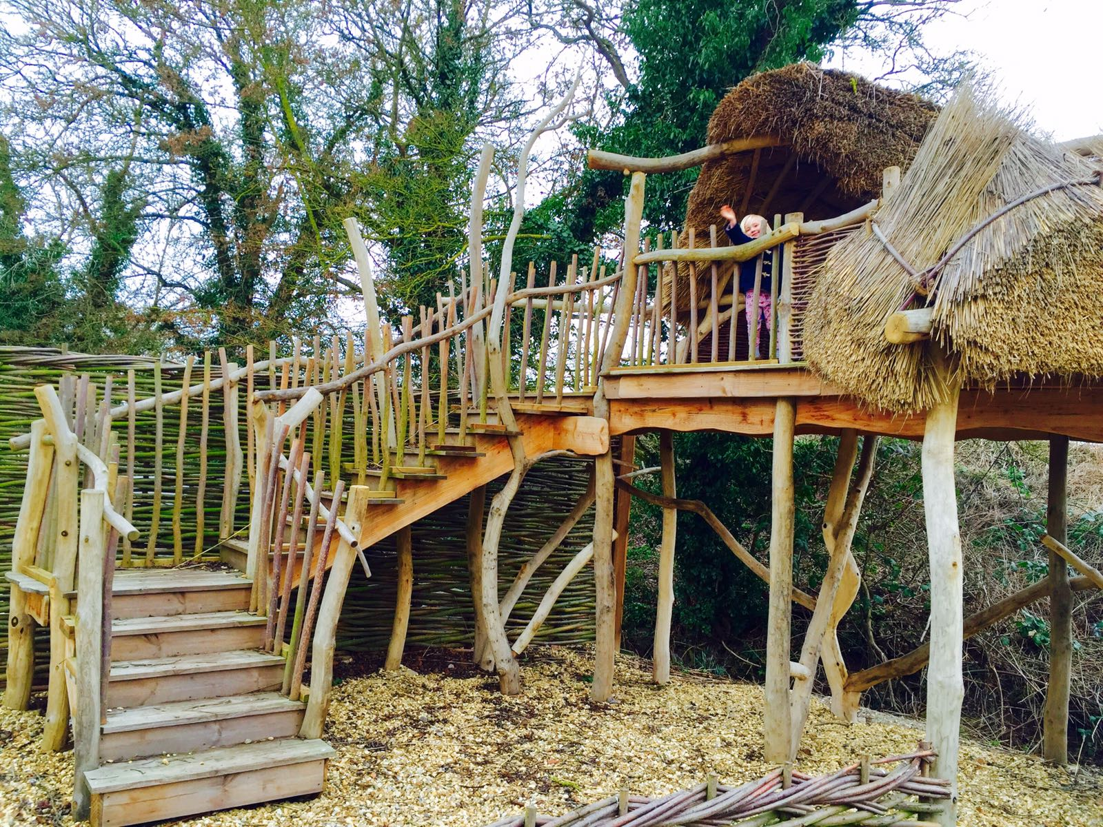 Treehouses and Dens