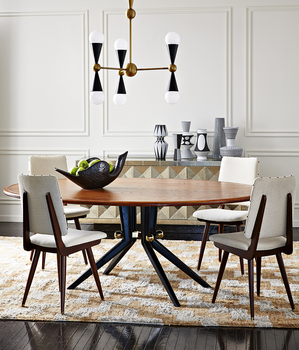 Jonathan Adler dining room