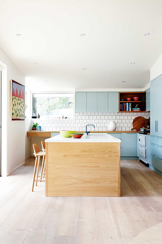 Fashion Designer's Quirky Colorful Home