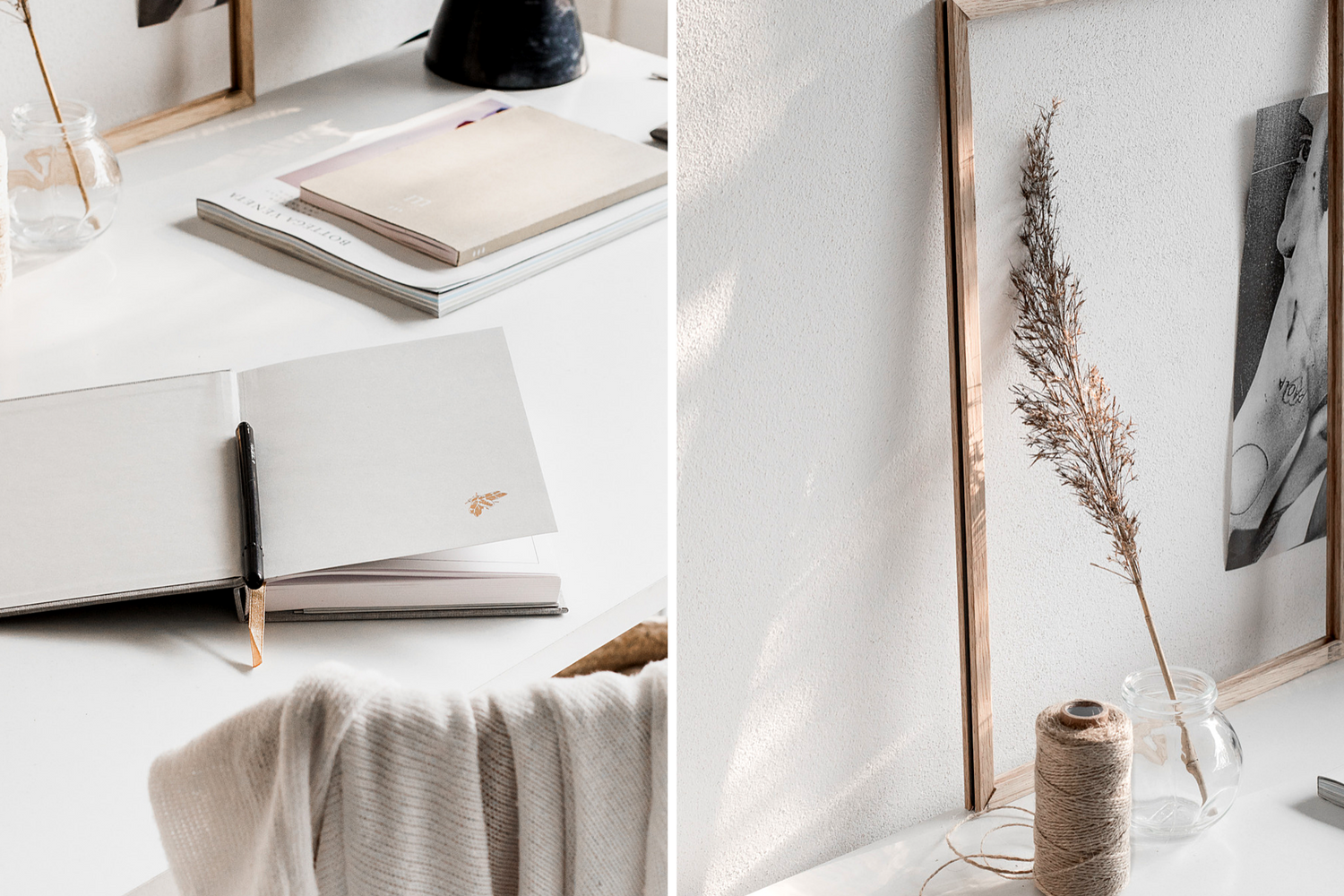 5 Ways To Create a Mindful, Minimalist Work Space on decor8