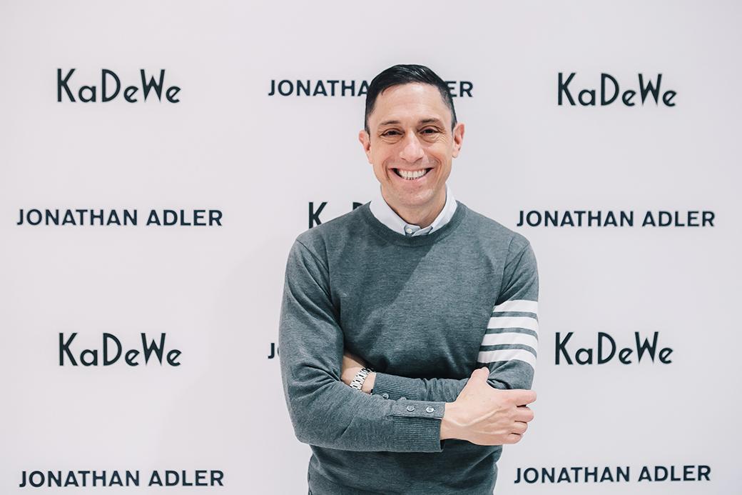 KaDeWe - Event: Jonathan Adler - 17.01.2018