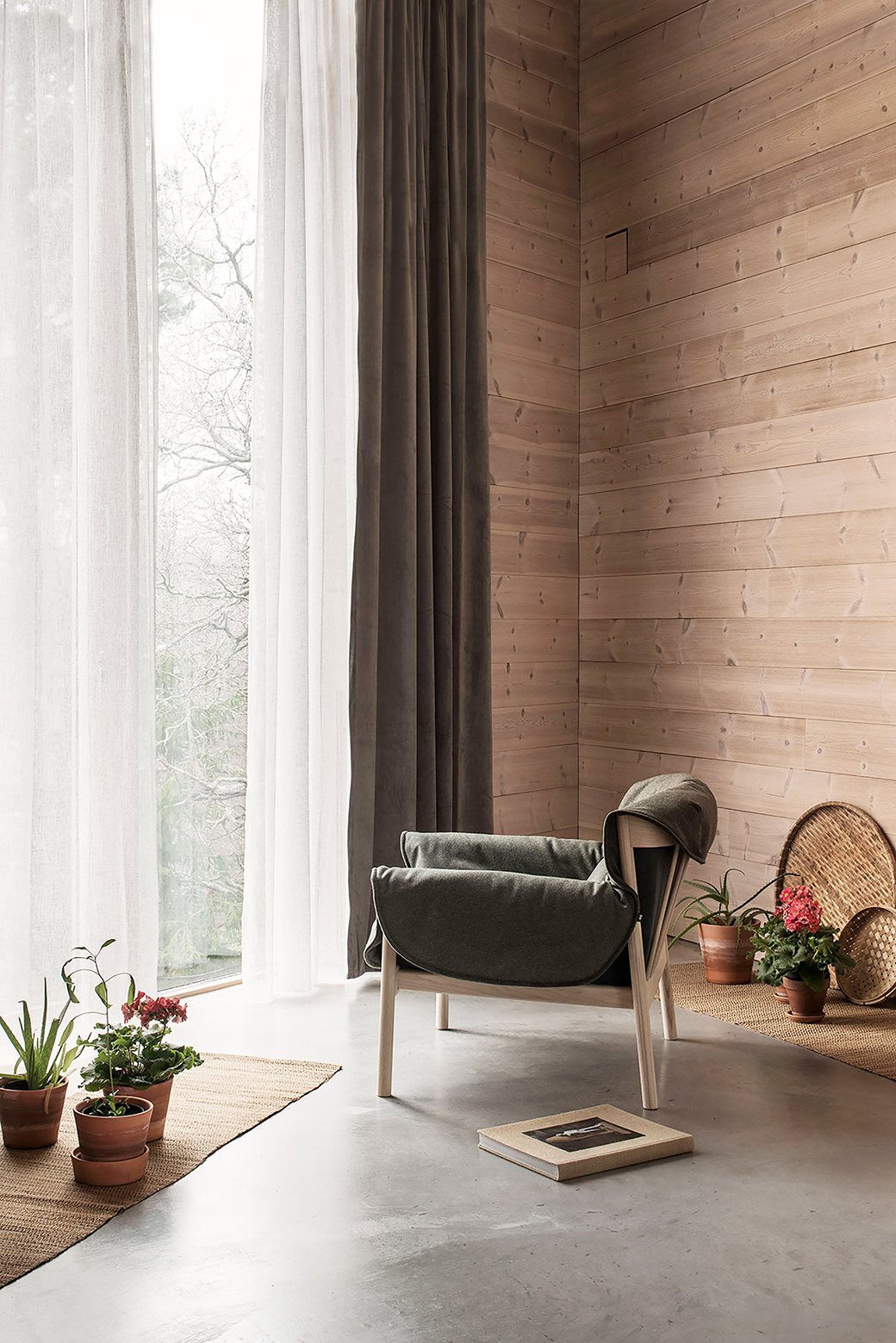 Agnes designed by Andreas Engesvik for Ire