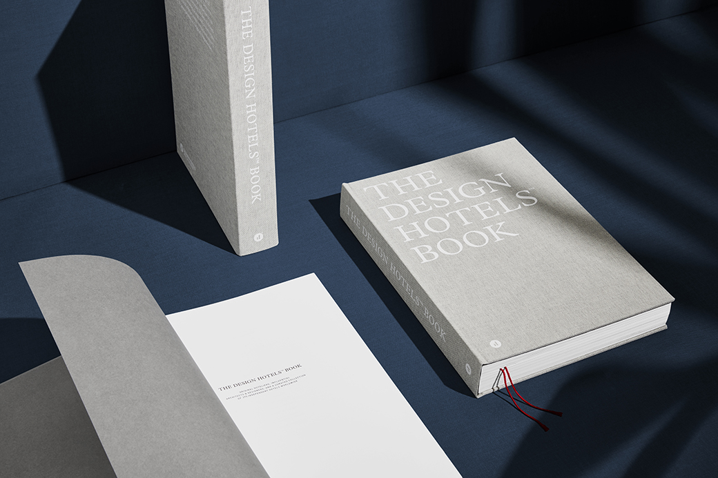 Design Hotel Book