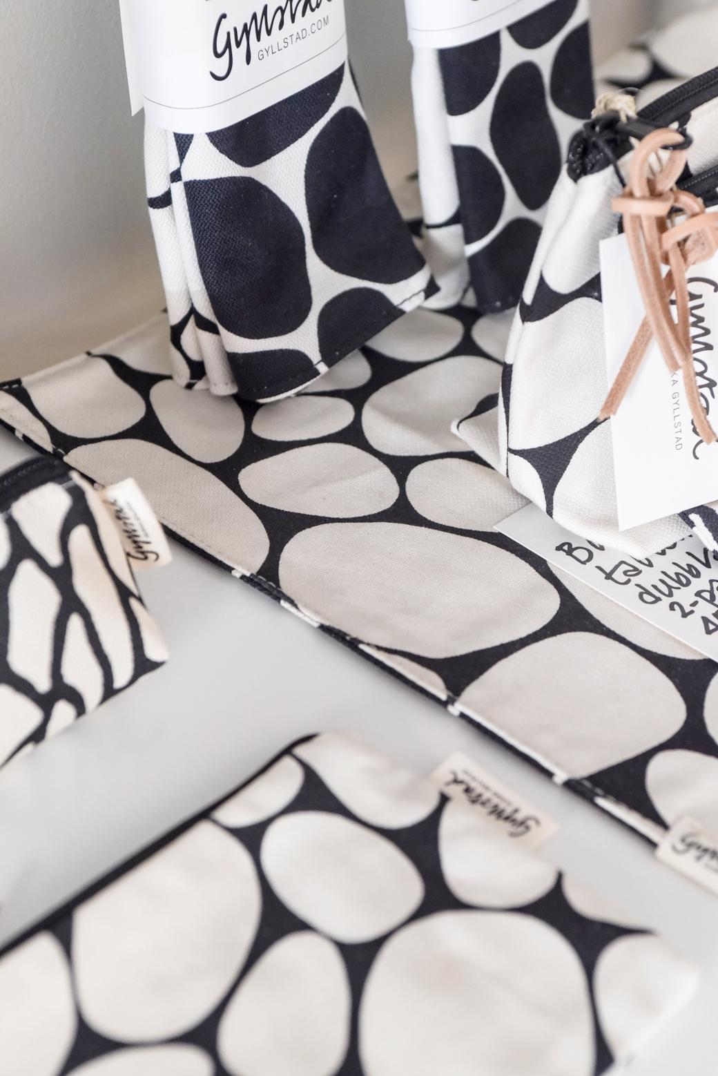 Tour The Studio of Swedish Textile Designer Ulrika Gyllstad