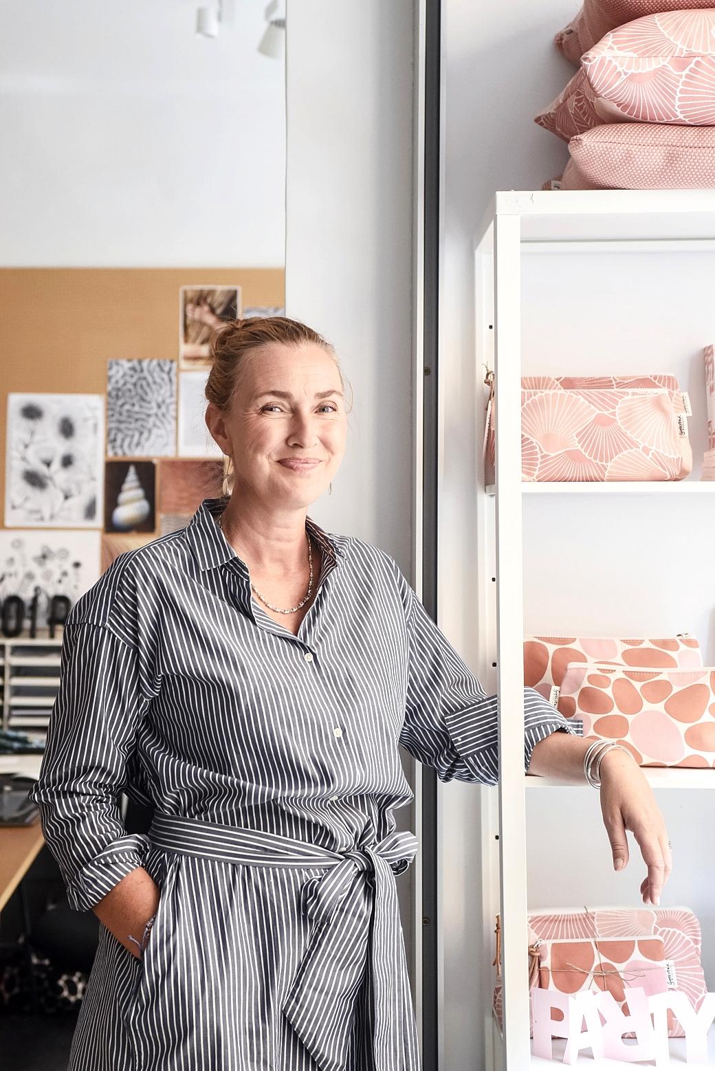Textile Designer Ulrika Gyllstad