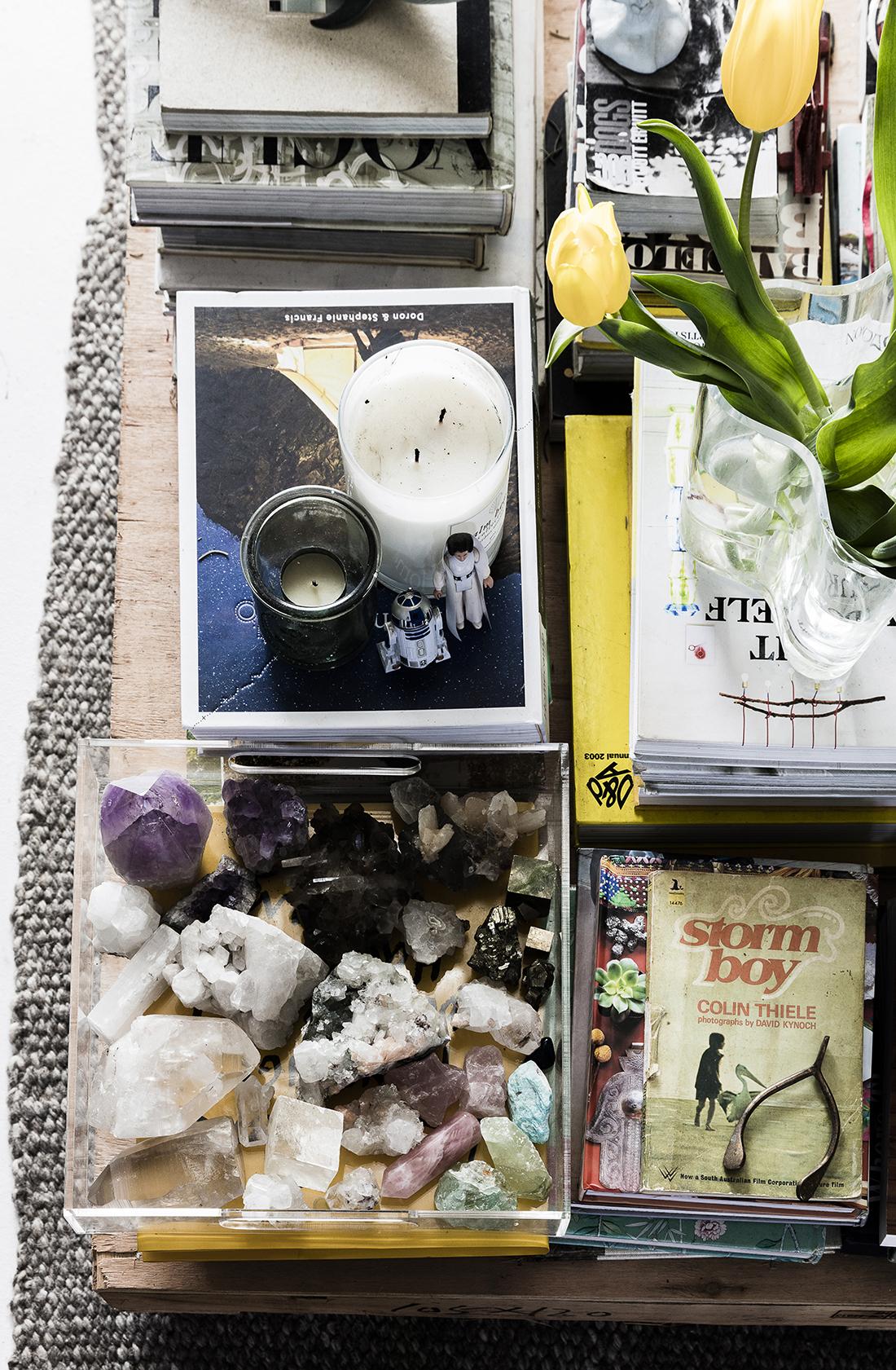 Tour Jason Grant's Home on decor8blog.com