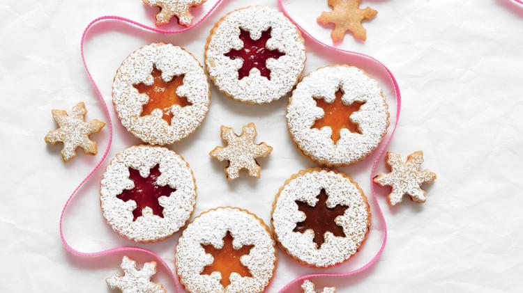 Hazelnut Sandwich Cookies