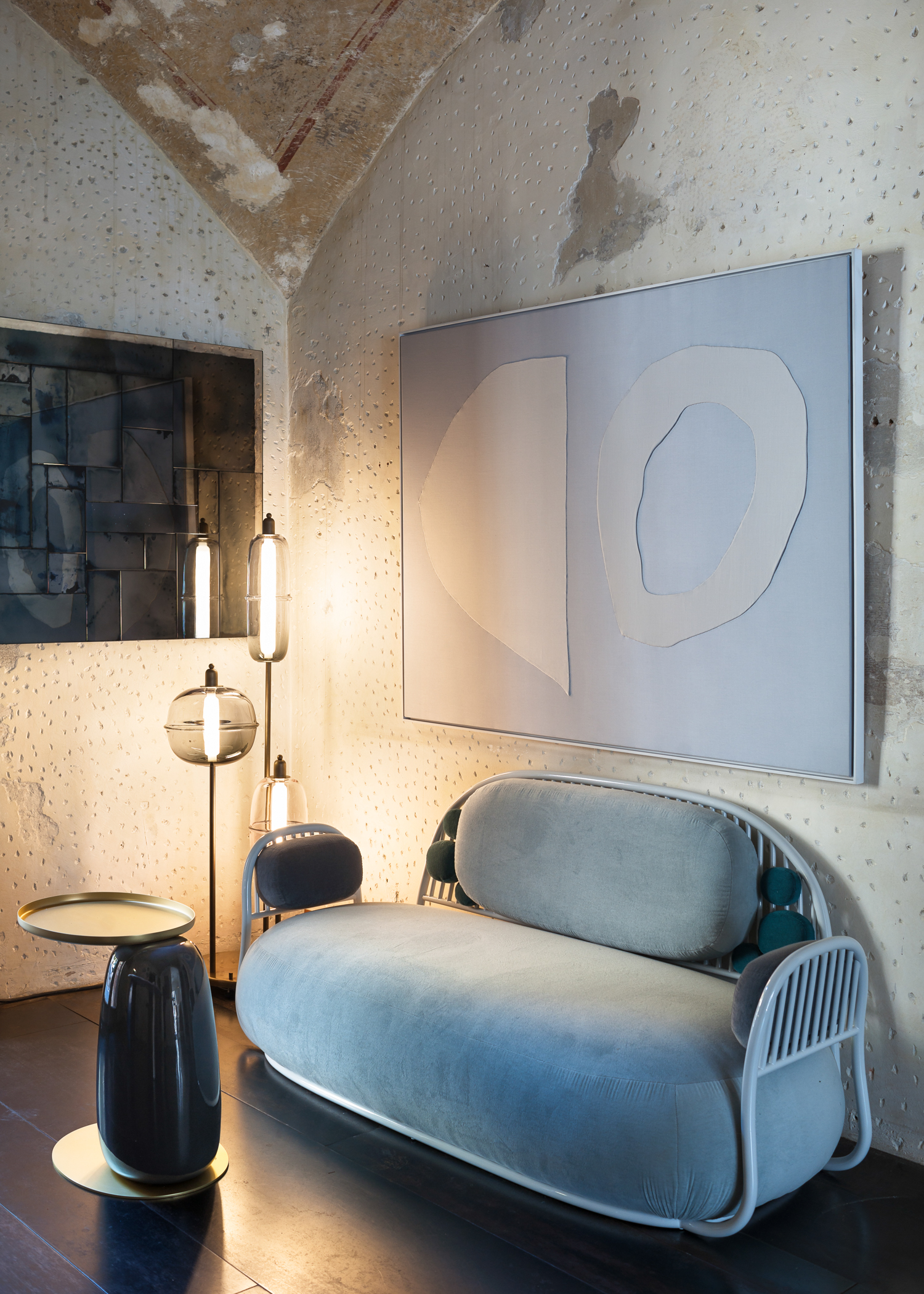 The Jaw Dropping Interiors Of Sé Collections From Milan 2019 ...