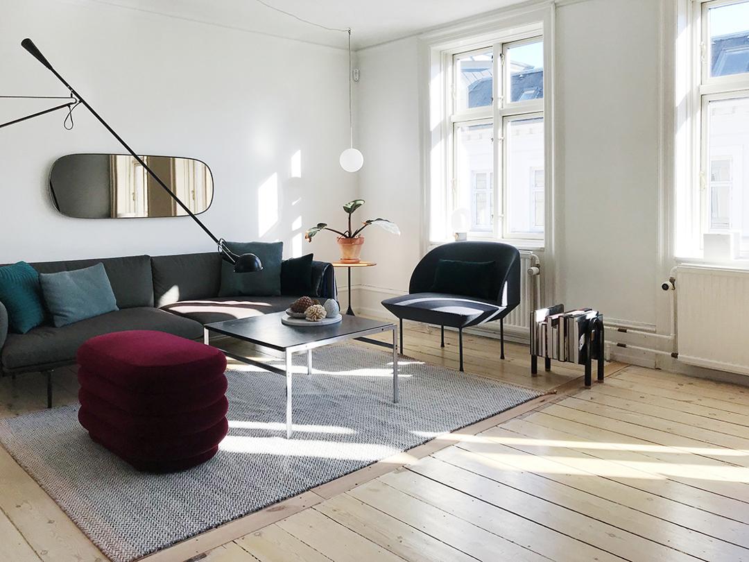 Lovely Danish Apartment Of Designer Nina Bruun + 16 ...