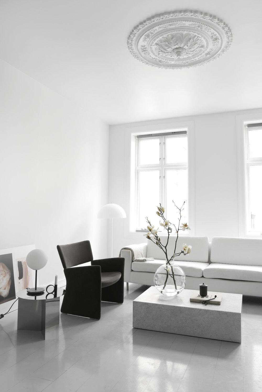 Katarina Dima's home in Norway