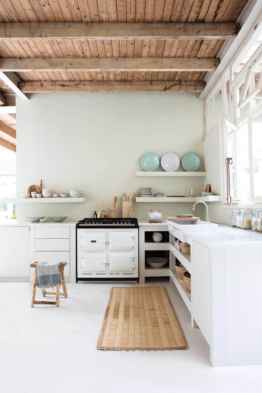 Irene's Home in Amsterdam - Kitchen