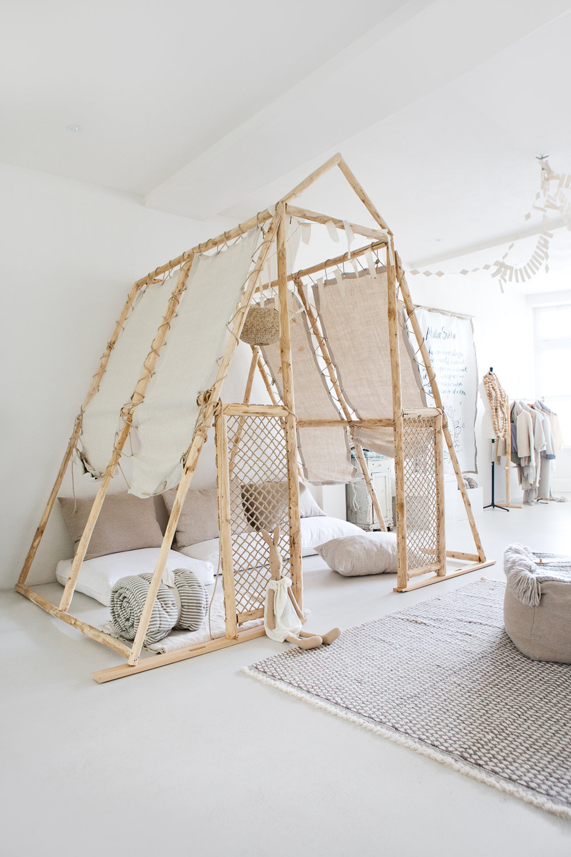 Irene's Home in Amsterdam - Master Bedroom