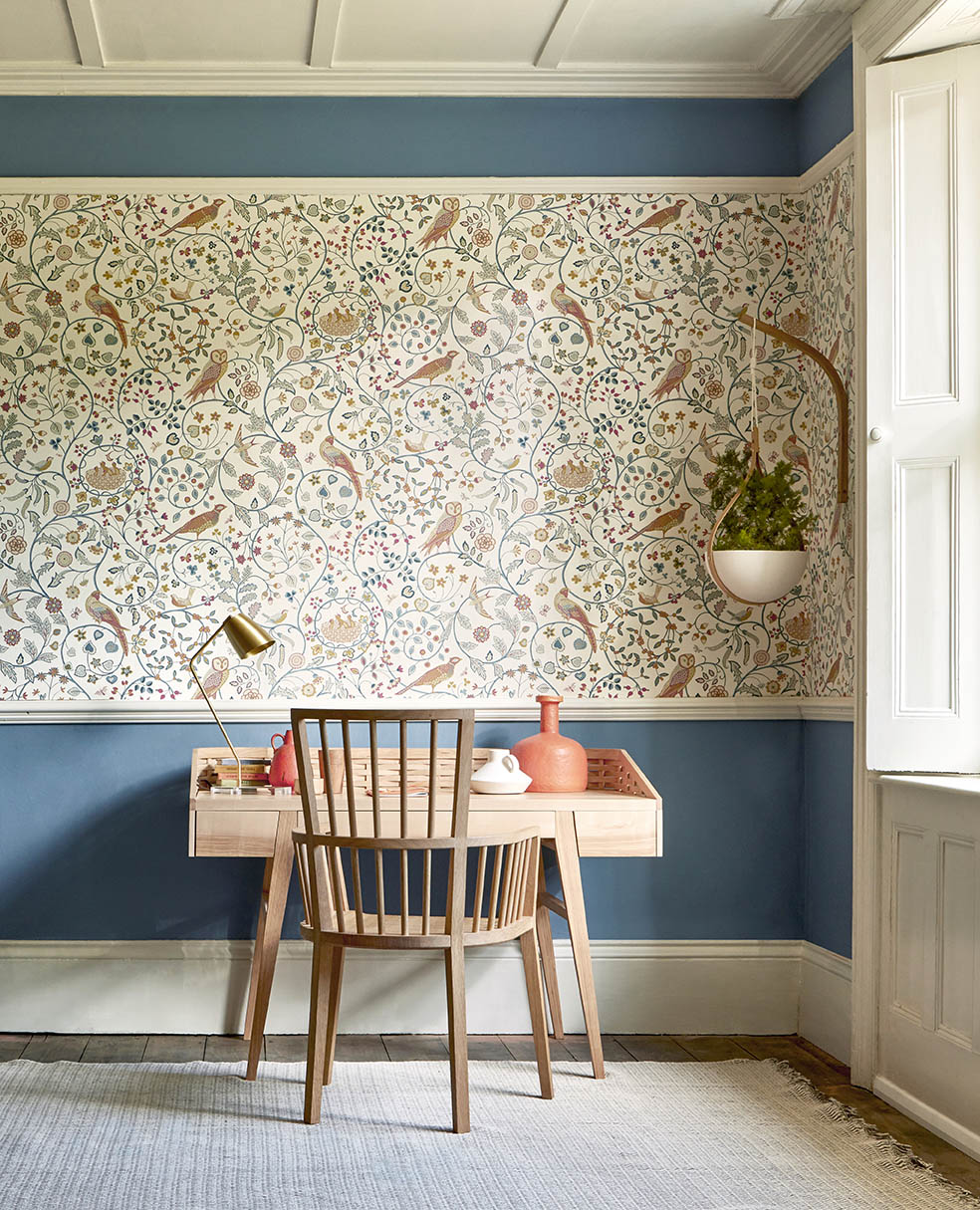 Morris & Co SS19 Collection For Interiors