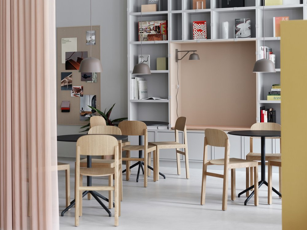 New Muuto Headquarters in Copenhagen