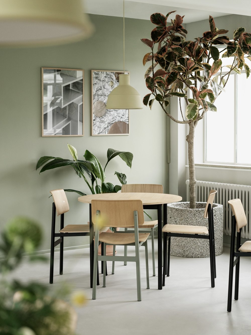 New Muuto Headquarters in Copenhagen