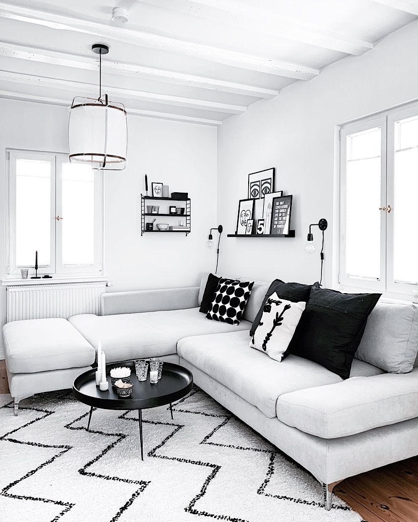 A Lovely Scandinavian Boho Home In Germany
