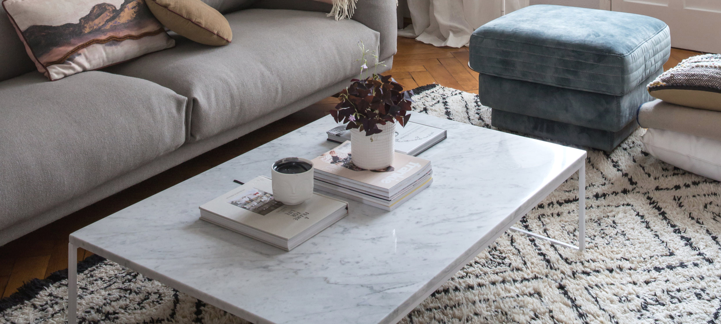 MYCS+Sofa+Table+Marble+Holly+Becker