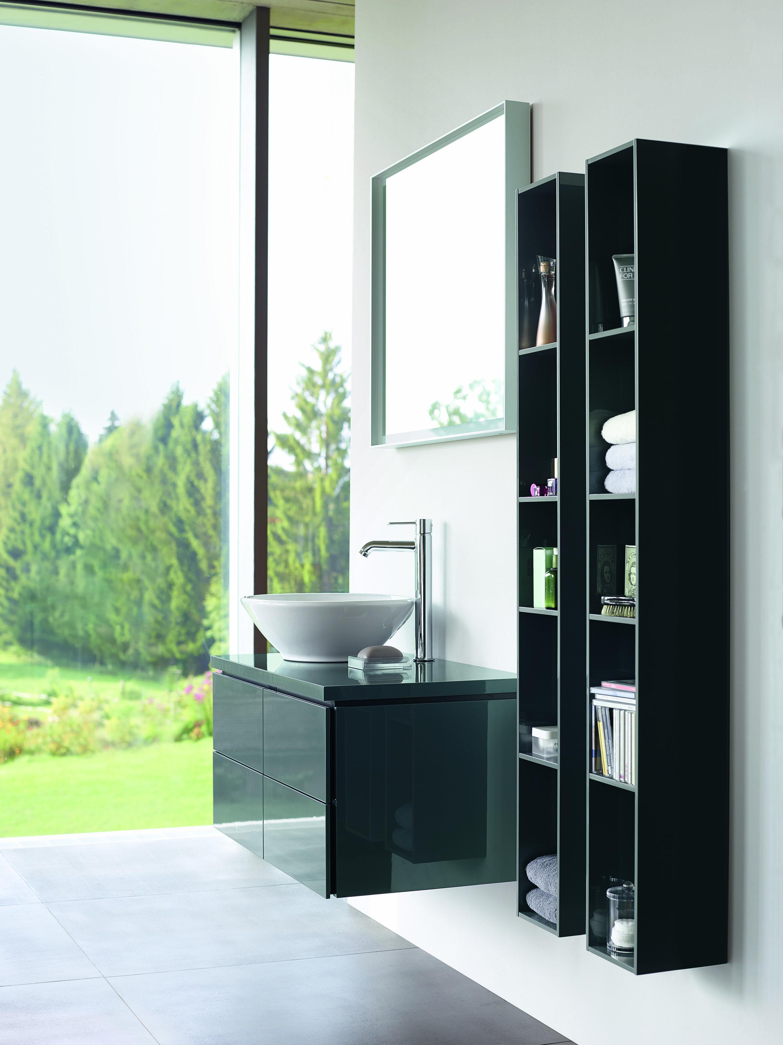 """BATHROOM PRIZE: Duravit wall shelf """"L-Cube"""""""