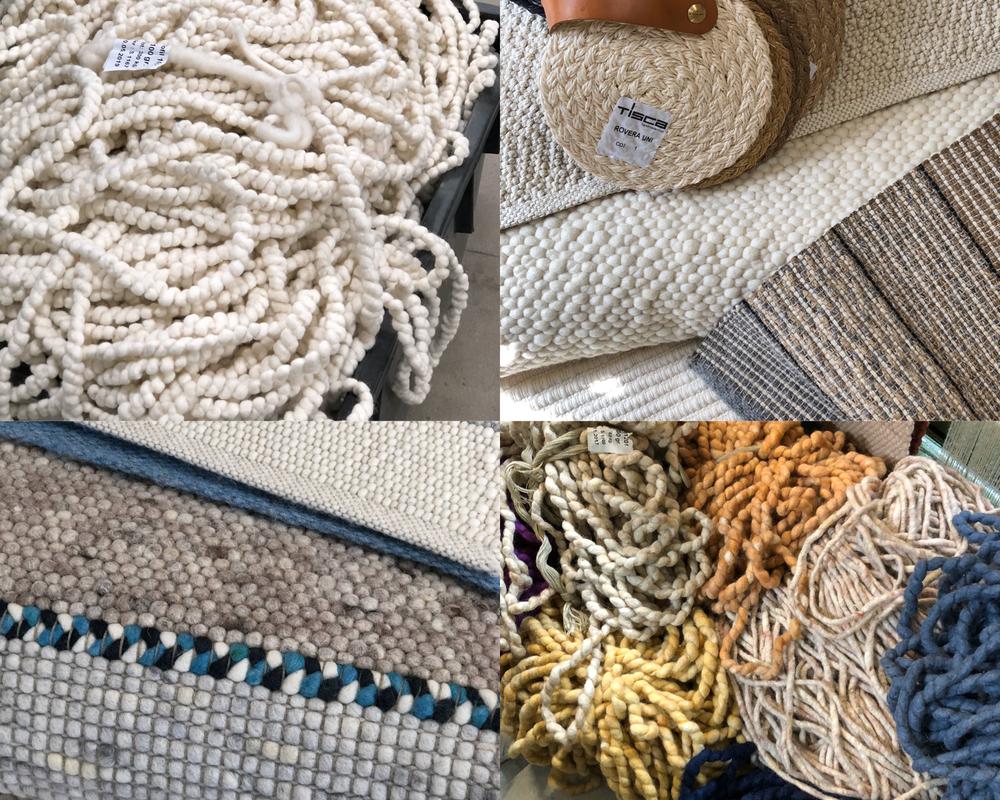 TISCA rugs in Romania