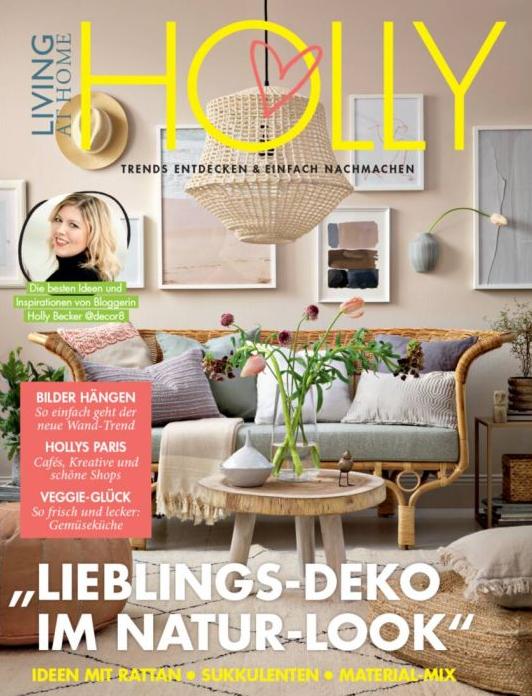 HOLLY magazine