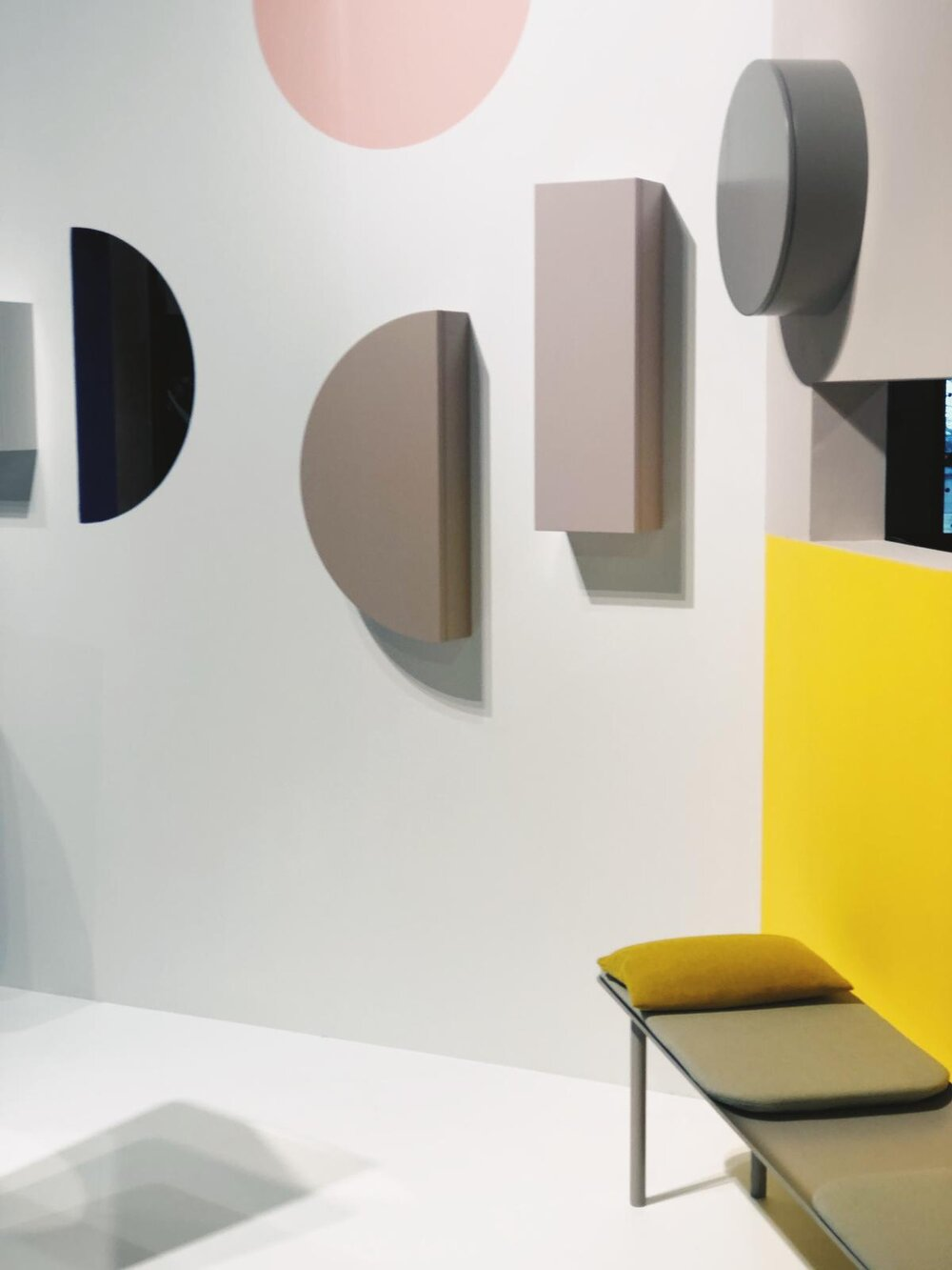 My favorite: New  SIMETRIA wall cabinets  from  Schoenbuch  by  Studio Besau Marguerre